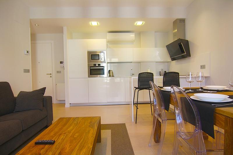 Apartamento Legazpi 1