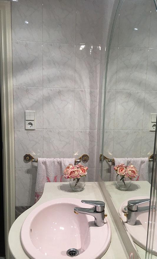 Reforma baño en Castro
